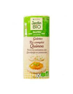 Gallette di Riso e Quinoa