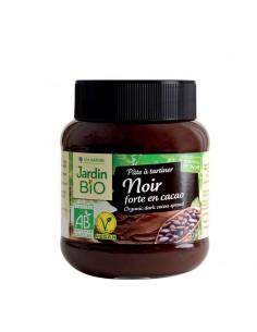 Crema Spalmabile al Cioccolato Fondente