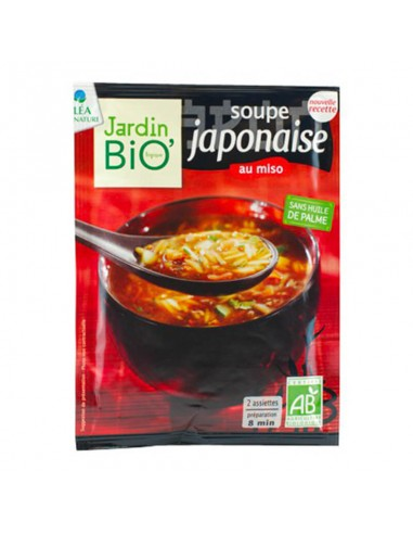 Zuppa Giapponese con Miso