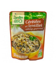 Mix di Cereali e Lenticchie