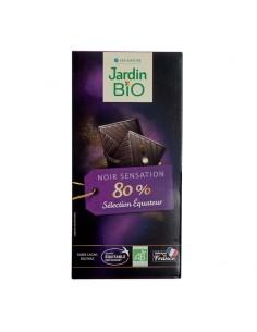 Cioccolato Fondente 80%