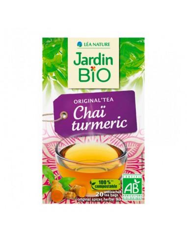 Tè Curcuma Chai