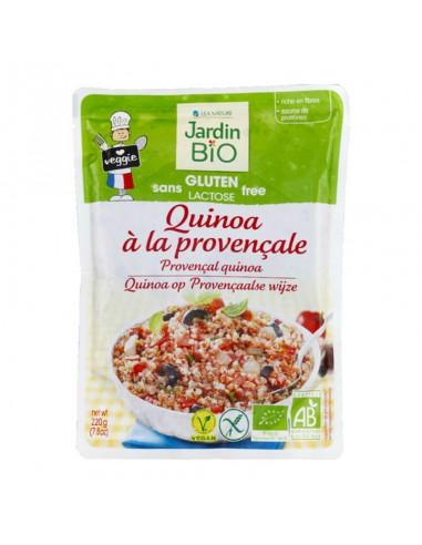 Quinoa alla Provenzale