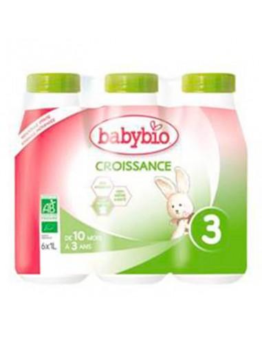 Latte Crescita Liquido 10 mesi - 3 anni