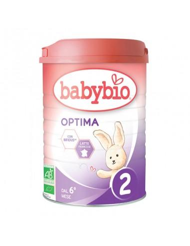 Optima 2 - Latte in Polvere di Proseguimento dal 6° mese
