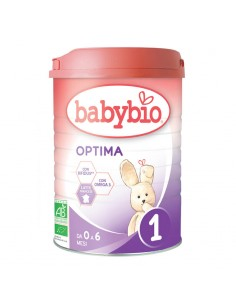 Optima 1 - Latte in Polvere per Lattanti 0-6 mesi