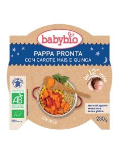 Pappa Pronta Carote Mais e Quinoa - dal 12° mese
