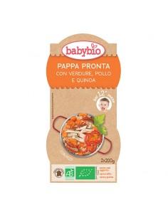 Pappa Pronta Verdure Pollo e Quinoa - dal 12° mese