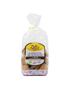 Il Biscotto del Buonumore allo Zafferano - Al Mais con Cioccolato