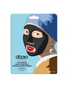 Boto-mask Detox acido ialuronico e carbone