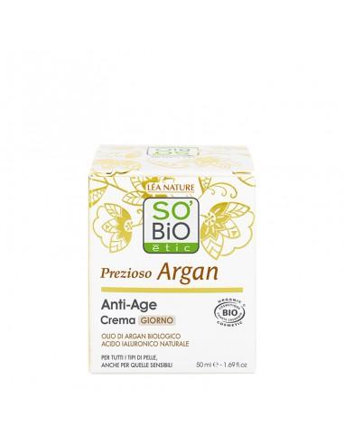 Crema Giorno Anti-età Argan