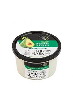 Maschera capelli Avocado & Miele
