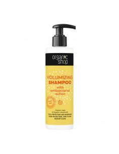 Shampoo ad azione antibatterica