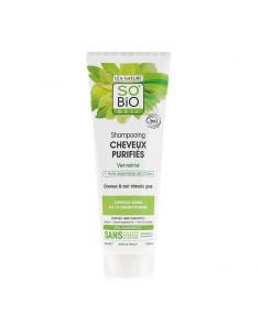 Shampoo Purificante Verbena e Olio Essenziale di Limone
