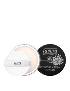 Fine Loose Mineral Powder - Transparent