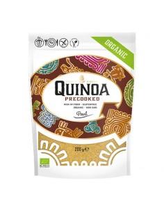 Quinoa Precotta