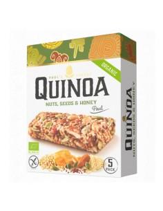 Barrette Quinoa Noci Semi e Miele