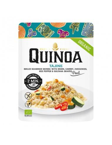 Quinoa Tajine