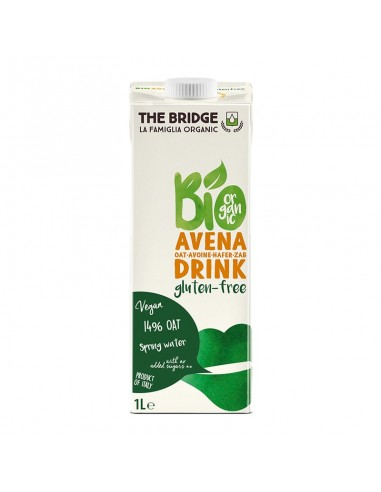 Bio Avena Drink Gluten Free