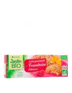 Biscotti Lampone e Fiori di Hibiscus