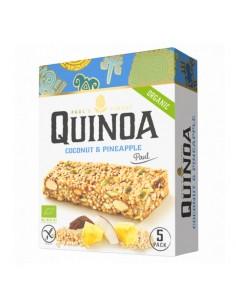 Barrette Quinoa Cocco e Ananas