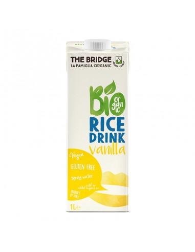 Bio Rice Drink Vaniglia